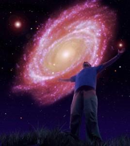 universo y la humanidad