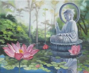 flor de loto budismo