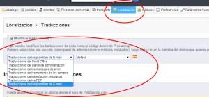 configuracion plantillas email prestashop