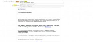 email seguimiento envios prestashop
