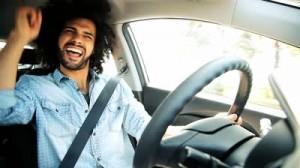 multa por conducir musica alta
