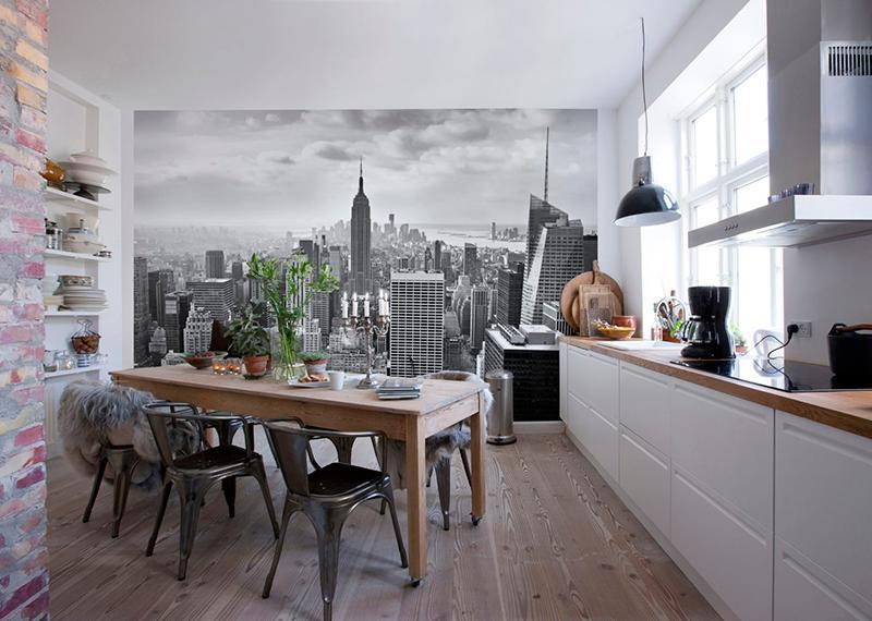 ideas para decorar con posters
