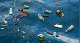 plastico mar